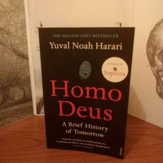 HOMO DEUS English Edition