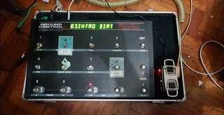 Voodoo Lab Ground Control Pro (MIDI Foot Controller)