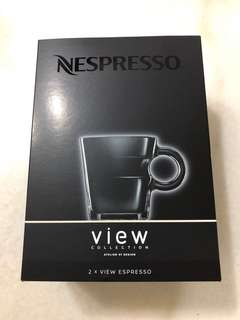 Nespresso Cups View Collection (New)