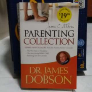 Dr James Dobson Parenting Collection