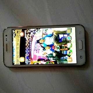 Samsung J2 putih. Unit only