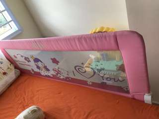 Pre-Loved Bed Guard for Kids