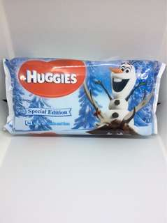 Huggies Wipes Frozen Special Edition 56pcs