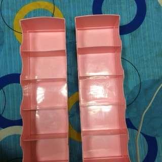收納盒2入 可換物