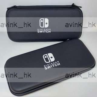 全新未開 switch 機套 可以撑起主機 Case switch 任天堂 switch 保護袋 機袋nintendo switch 保護套 可放遊戲 switch保護包 switch bag
