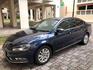 Volkswagen Passat 1.4 Auto TSI DSG