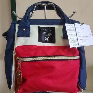 Anello 4-in1 bag,backpack,shoulder,handbag,body bag