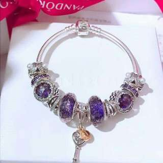 Onhand 925 Silver Bracelet Set - 5,900 Complete Inclusion