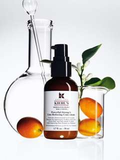 BNIB Kiehls Powerful-Strength Line-Reducing Concentrate