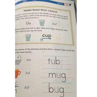 Eye level English worksheets