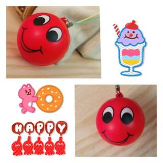 [$1限定] 紅色ball squishy