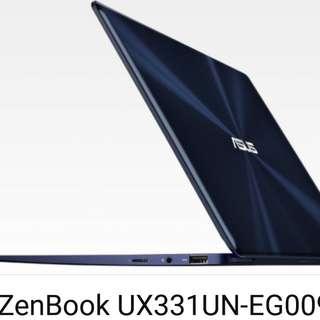 全新未開封ASUS ZenBook 13 UX331UN