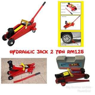 Hydraulic Jack 2 Ton, 4 Ton, 6 Ton