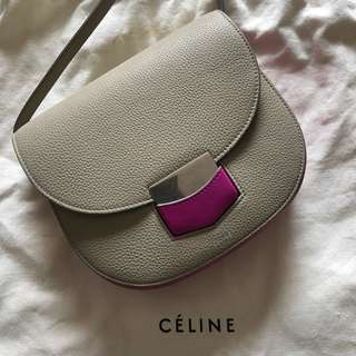 Celine trotteur 2 tone