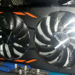 Gigabyte windforce gtx 1050 2gb dualfan
