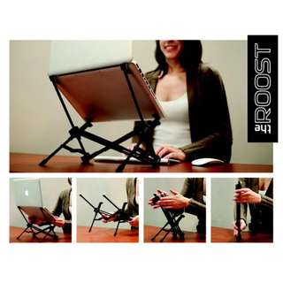 The Roost Laptop Stand for Macbook Air 13.3 Inch
