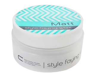 Chiett Matt Style Faying Wax