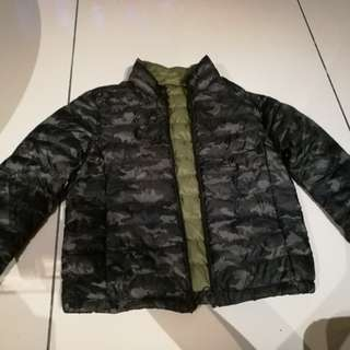 Uniqlo kid's winter jacket