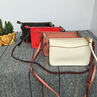 COACH 1941 soho crossbody in leather