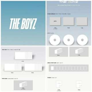 THE BOYZ - THE START