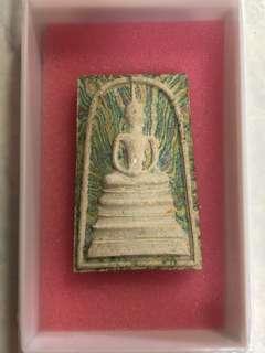Thai Amulet Lp pae Jackie chan pim 2517