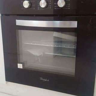 Whirlpool Oven