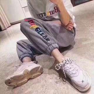 Burberry sport pant 運動褲