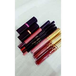 💋 Lippie Bundle 💋 (Pre-Loved)