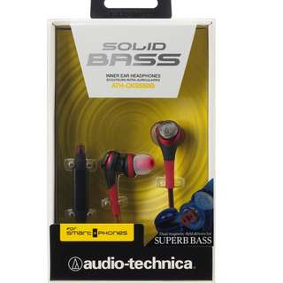 Audio Technica ( ATH-CKS550iS ) Headphones - 3 Weeks old for Sale with $5 GRAB Promo code