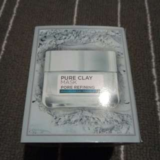 Pure Clay Mask