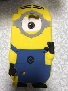 Minions Note 2 電話殼