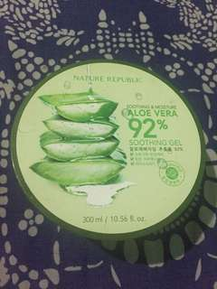 #SECONDKU Nature Republic Aloe Vera Sale!