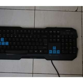 Keyboard Mazer