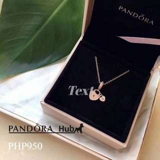 Pandora Rose Necklace Collections