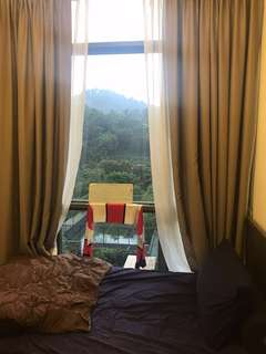 (Only Females) Condo Room for Rent- The Skywoods
