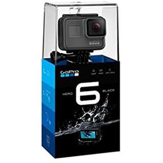gopro hero6 (new)