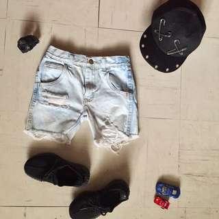 Acid shorts