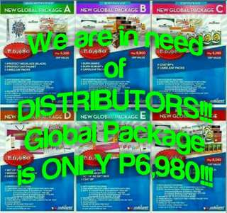 Aim Global - Distributor