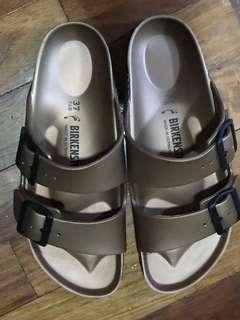 Birkenstock arizona sandals (rubber/ waterproof)
