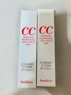 banila.co it Radiant CC Cream SPF 30 PA++
