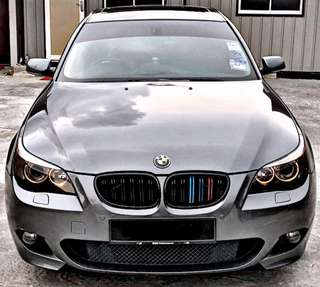 CASH BMW 530D TURBO DIESEL POWERFUL ENGINE