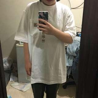 carharrt白色口袋T
