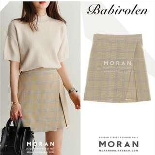 Korean Irregular skirt