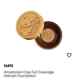Tarte Amazonian Full Coverage Powder Foundation