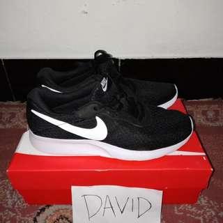 Nike Tanjun Black White Original