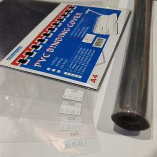 Pvc sheets and roll