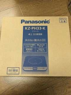 日本Panasonic 電磁爐(要變壓器)