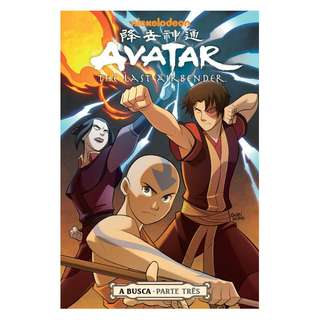 Avatar: the Last Airbender The Search Part 3
