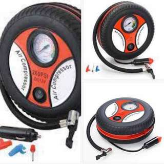 Air compressor wheel
