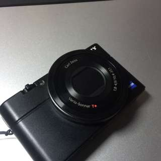Sony rx100 1代